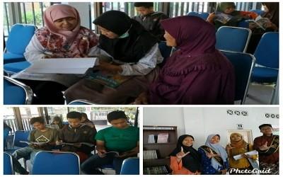 Layanan Vigara Pustaka ke Masyarakat Sekitar dalam Rangka Kegiatan  Literasi SMA Negeri 1 Prambanan